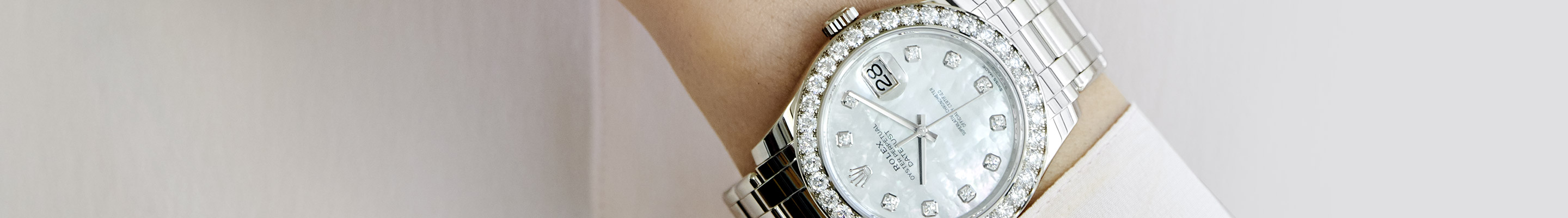 Rolex Womens Watch